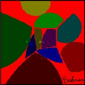 Abstract Art Polynomiograph